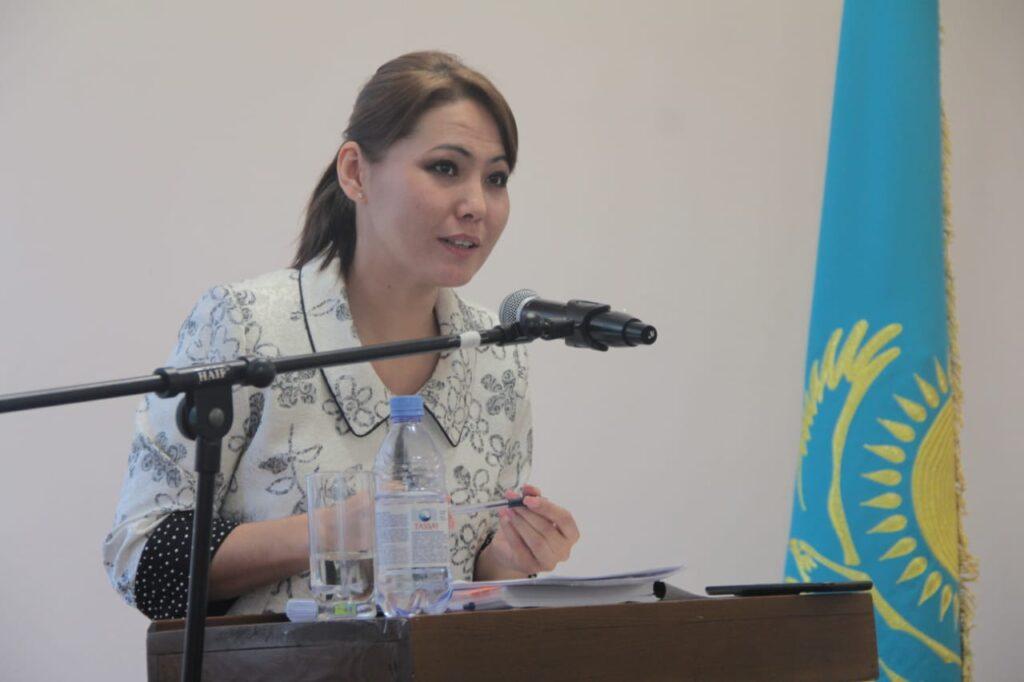 Ешмуратова Анар Карибаевна