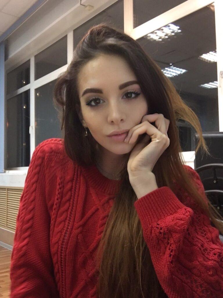 Парамонова Кристина Андреевна