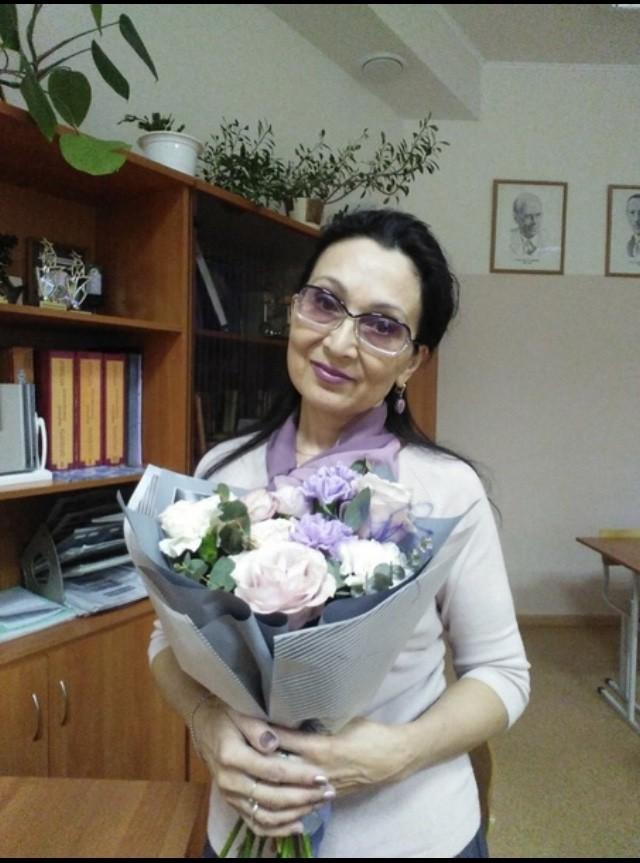 Марганова Рита Ризаевна